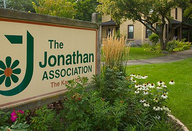Sign of The Jonathan Association Sign in Chaska, Minnesota