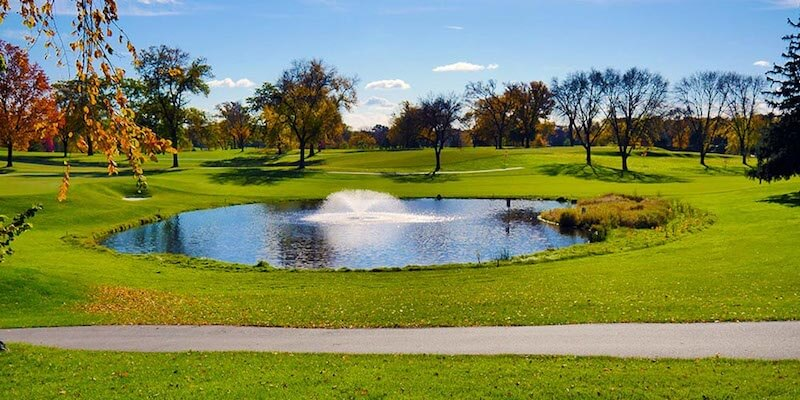 Edina Country Club in Edina, Minnesota