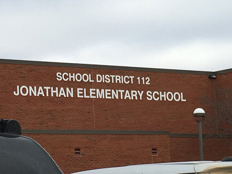 Johnathan Elementary School in Chaska, Minnesota
