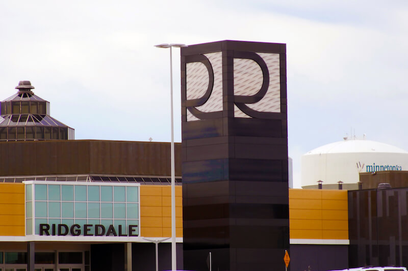 Ridgedale Center in Minnetonka, Minnesota