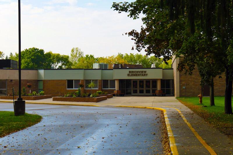 Birchview Elementary School in Plymouth, Minnesota