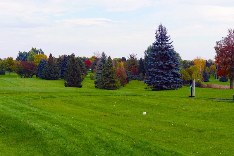 Hollydale Golf Course in Plymouth, Minnesota