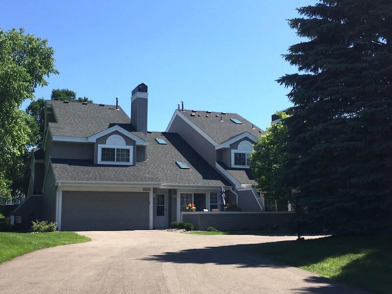 Homes in Uplands Neighborhood in Plymouth, Minnesota
