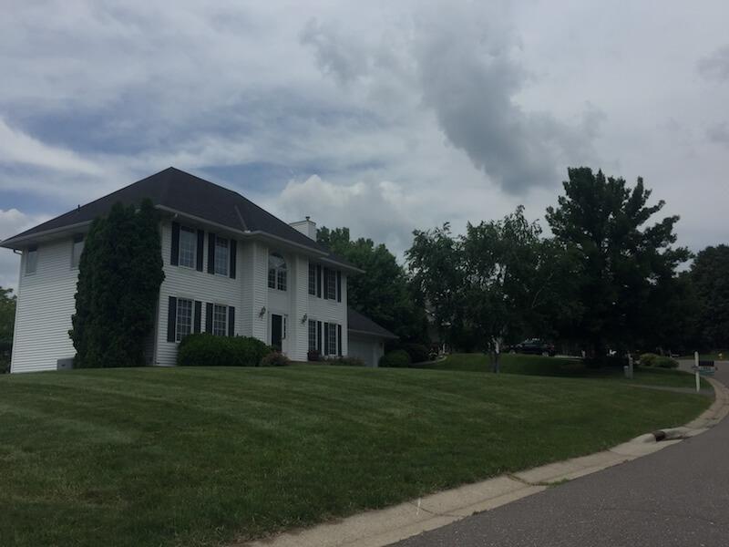 Lanewood neighborhood in Plymouth, Minnesota