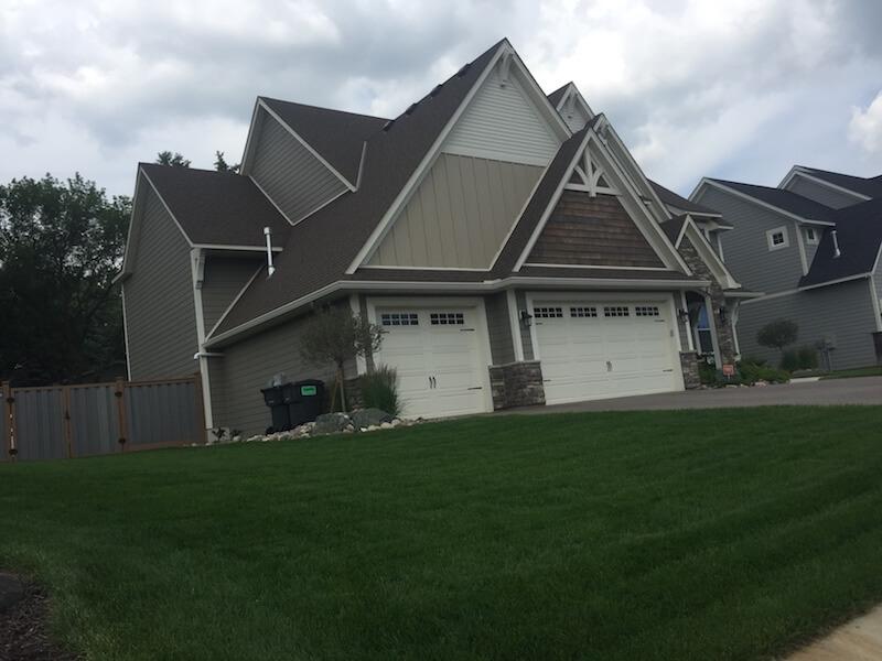 Vicksburg Ridge Neighborhood in Plymouth, Minnesota
